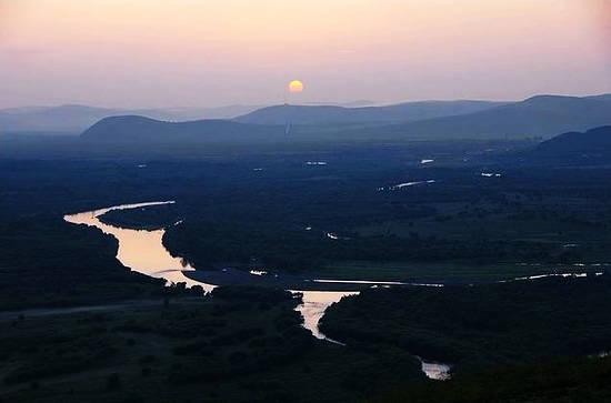 新浪旅游配图:根河湿地 来源:xiewulin 新浪博客