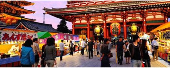 2012年全球五大超值旅游地区