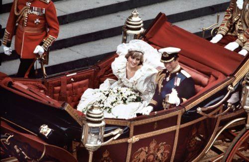 戴安娜王妃座驾马车