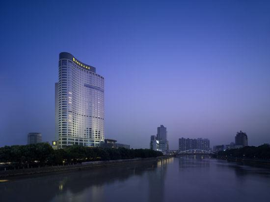 宁波香格里拉大酒店 商旅客人理想下榻场所