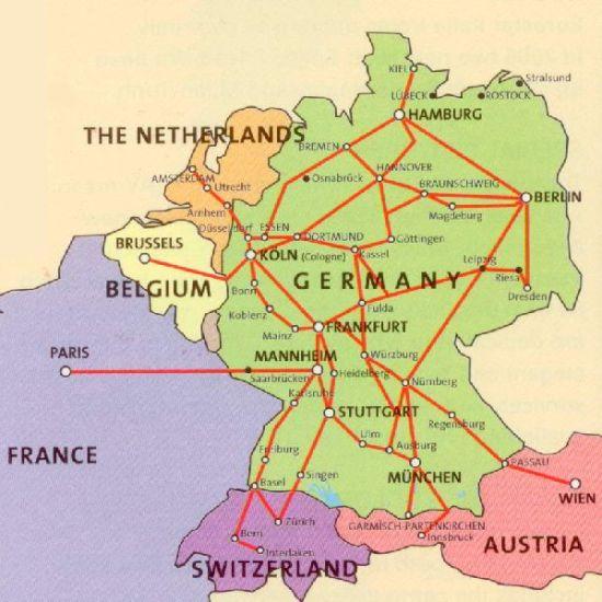 德国,奥地利,比利时,荷兰