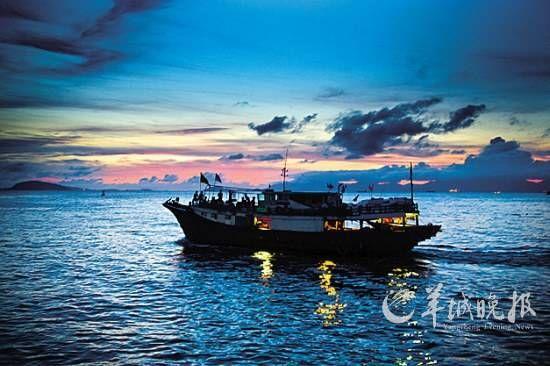 珠海外伶仃岛