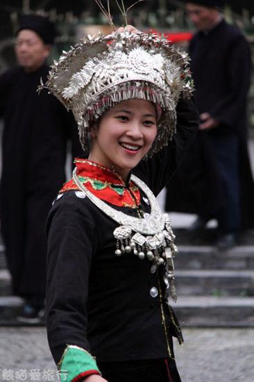 新浪旅游配图:苗族阿妹 摄影:luna熊猫爱旅行