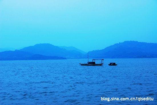 新浪旅游配图:天目湖 摄影:七色地图