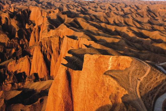 甘肃黄河石林:动人心魄的自然奇观