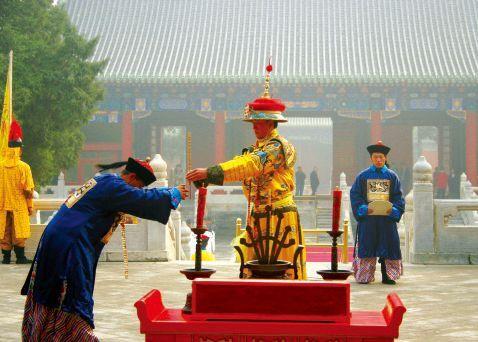 家庙历代帝王庙仪式