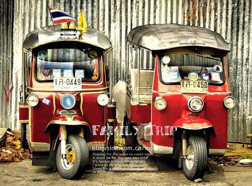 新浪旅游配图:常见的出租车 摄影:COCU