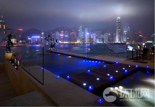 """在香港洲际酒店总统套房内享受""""高人一等""""的生活"""