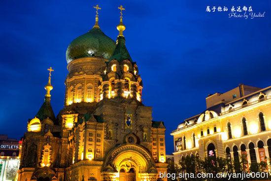 新浪旅游配图:索菲亚大教堂 摄影:冰沁于心