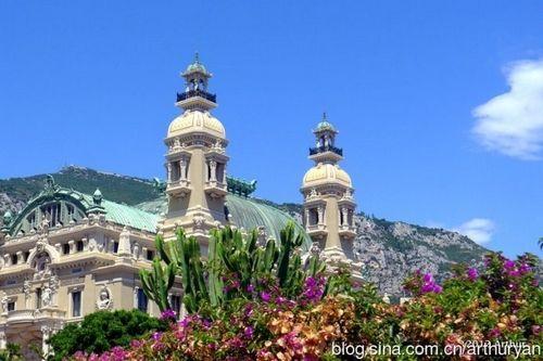 袖珍之国摩纳哥:这里的房价世界最贵(2)