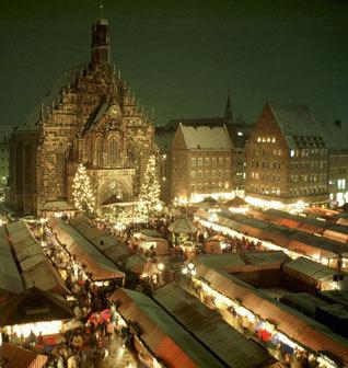 纽伦堡圣婴市场