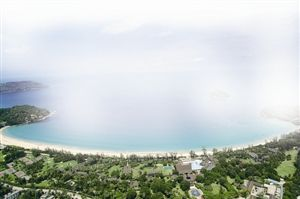 普吉岛最美的海滩——芭东海滩