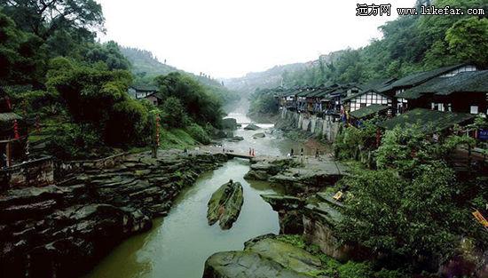 中山古镇 来源:国家摄影