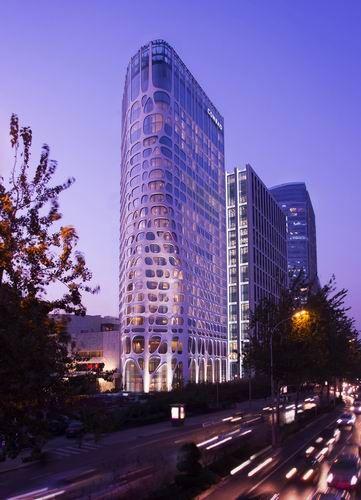 北京康莱德酒店盛大开幕 量身定制奢华服务