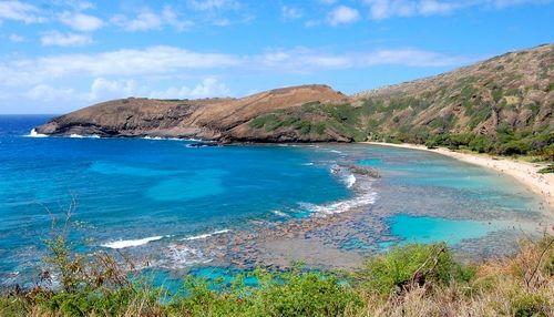 浪漫的海岛风情夏威夷旅游攻略