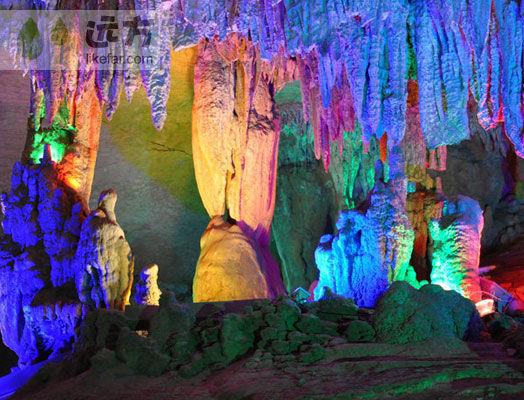 地下水晶宫 图片来源:远方网