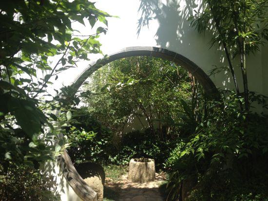 庭院如私人园林