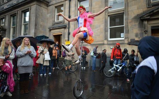 爱丁堡边缘戏剧节(英国爱丁堡)