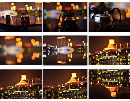 美丽的夜色 图片来源:爱斯基摩人 新浪博客