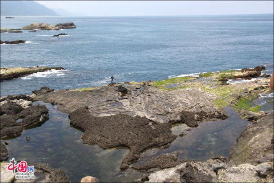 台湾东海岸 一览最美的太平洋。李天盈 摄