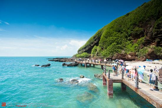 美丽涠洲岛 图片来源:泡鱼儿 新浪博客