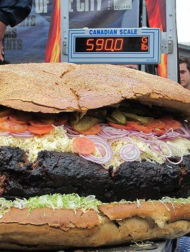 超级汉堡包