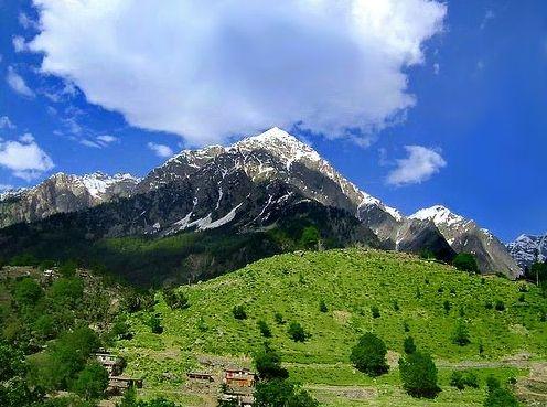 巴基斯坦斯瓦特山谷