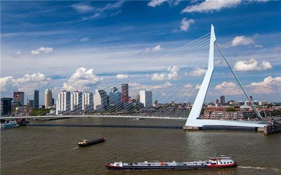 荷兰鹿特丹