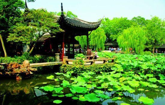 苏州别墅园林景观设计哪家好
