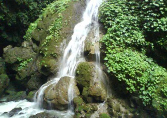 古龙河的流水