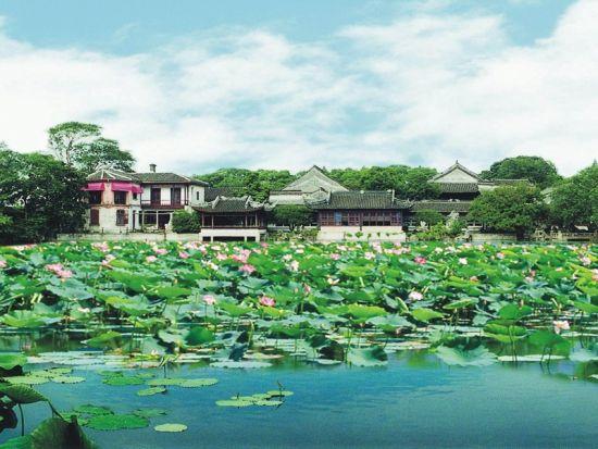 访南浔古镇 中国最江南的水墨画