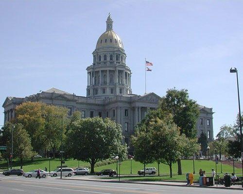 丹佛科罗拉多州议会大厦