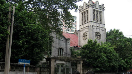 基督教东山堂