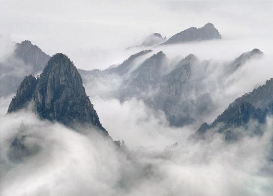 庐山——文化名山   庐山位于江西省九江市,庐山之旅,感觉庐山风景