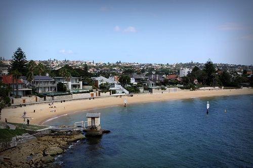 澳洲小姐湾海滩:最受欢迎的裸晒地(组图)
