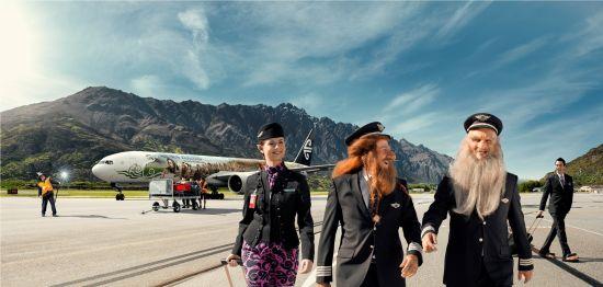 新西兰航空霍比特人主题短片――《中土世界近在咫尺》剧照