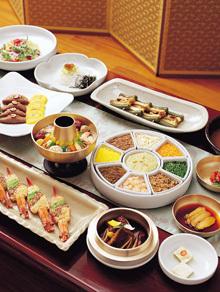 韩国饮食特点