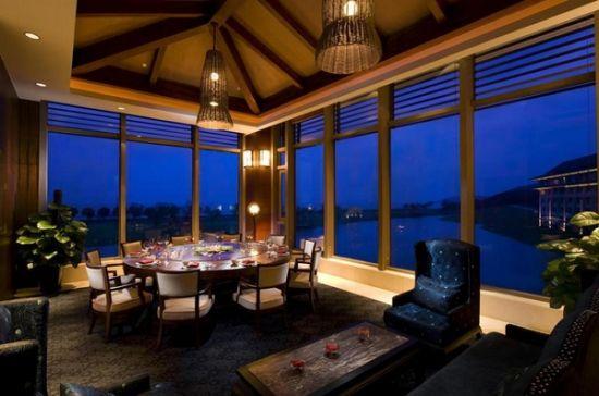 安吉美林度假村座落于中国第一个生态县