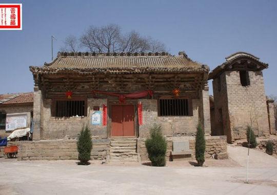 蒲池村寿圣寺(新浪博客/中国国保)