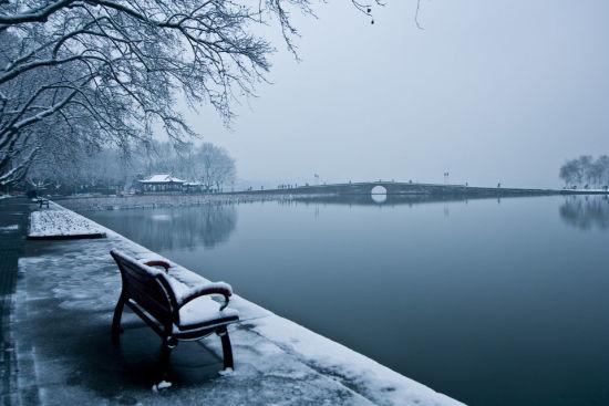西湖爱情故事 一段柔情似水的记忆图片