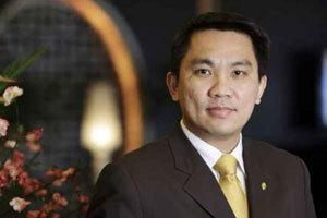 北京金融街洲际酒店总经理林志华先生
