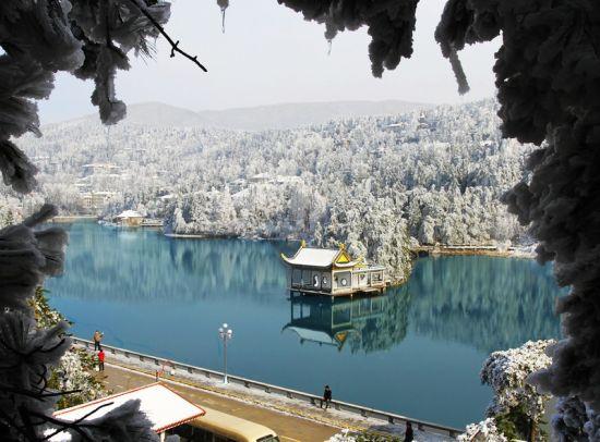看冬季纯美世界国内赏雪六大目的地盘点