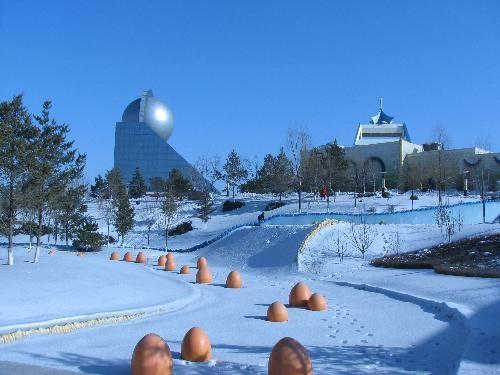 长影世纪城冬景(图片来源网络)