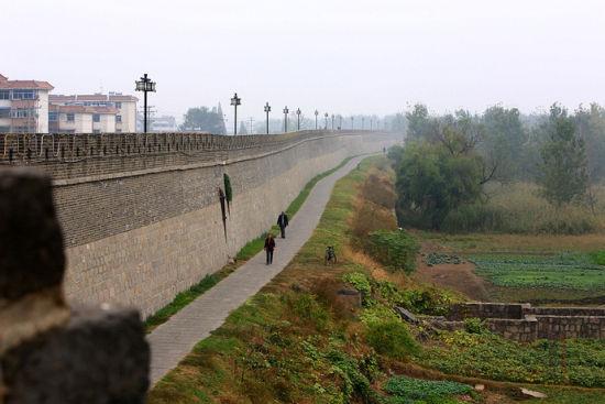 充满活力的古都 皖北古城寿县