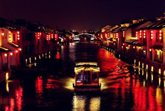 古运河清名桥(摄影师: 蒋凯)