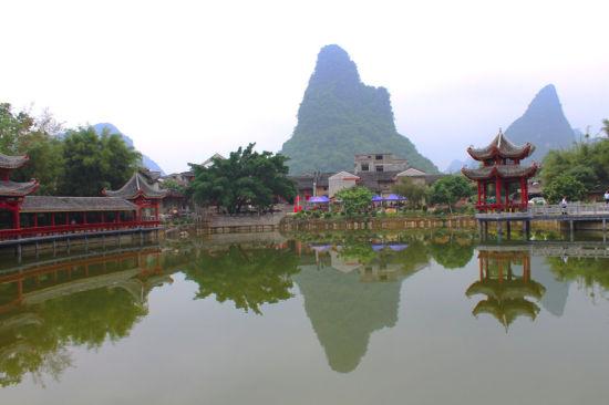 广西黄姚古镇