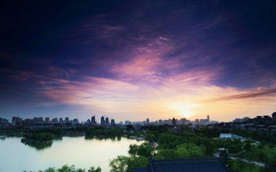 夕阳无限好西安不可错过的夕照胜景地