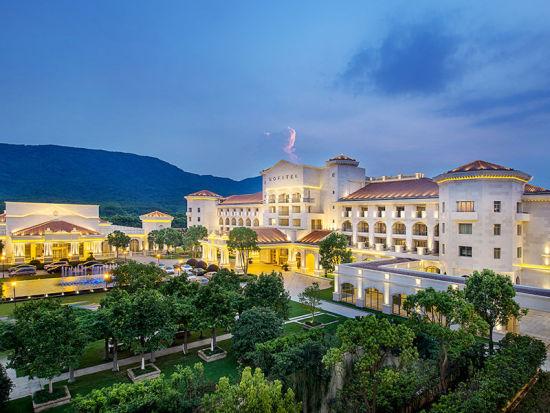 南京索菲特钟山高尔夫酒店