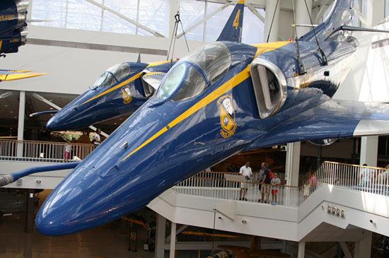 美国海军航空博物馆