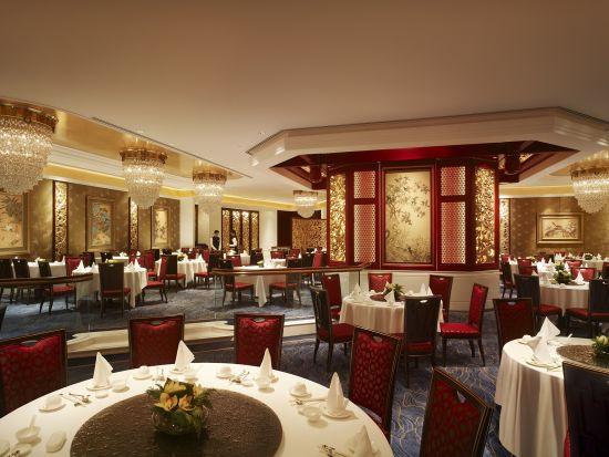 港岛香格里拉大酒店:山与海之间的香港传奇(3)